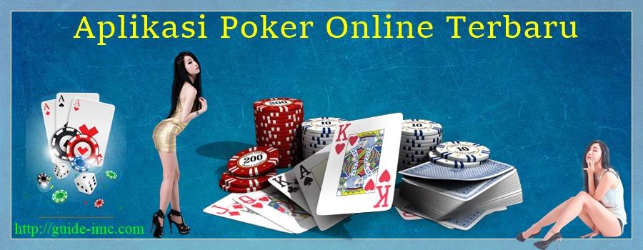 Aplikasi Poker Online Terbaru